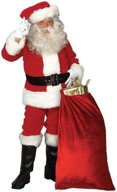 d2138779ba55 Men s Imperial Santa Suit Costume