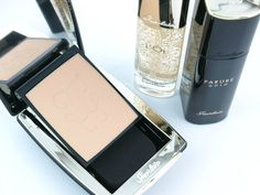 The Happy Sloths: Guerlain L'Or Radiance Make-up Base & Parure Gold Foundation Collection: Review and Swatches