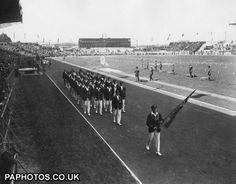 Paris 1924 Olympic Games - Opening Ceremony - Colombes Stadium