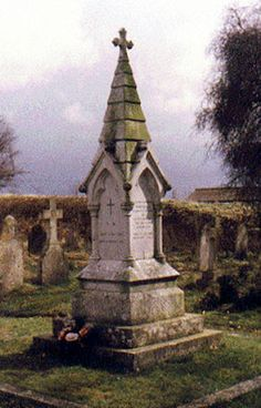 Florence Nightingale...May 12, 1820~Aug. 13, 1910...St Margaret of Antioch Churchyard East Wellow Hampshire, England Great history here~be sure to read