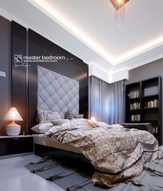Desain Interior Kamar Tidur Minimalis | #Arsitek #DesainInterior #KamarTidur #Architecchi