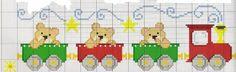Gallery.ru / Foto # 36 - 36 - ergoxeiro Cross Stitch For Kids, Cross Stitch Cards, Cross Stitch Borders, Cross Stitch Baby, Cross Stitch Animals, Cross Stitch Designs, Cross Stitching, Cross Stitch Embroidery, Embroidery Patterns