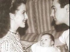Gene, Betsy, and baby Kerry
