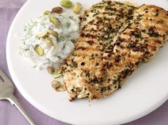 Flat Belly Greek Chicken
