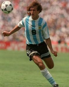 Gabriel Omar BATISTUTA (Argentina) - Copa do Mundo 1994.