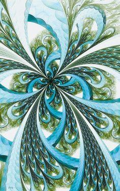 Peacock by Sya.deviantart.com on @deviantART