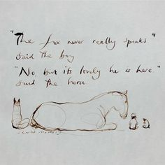 Charlie Mackesy Charlie Mackesy Insta Stalker - Horse Tee Shirts - Fashionable Horse Tee Shirts for sales - Charlie Mackesy Charlie Mackesy Insta Stalker Horse Quotes, Me Quotes, Cool Words, Wise Words, Lynda Barry, Charlie Mackesy, The Mole, Horse Shirt, Horse Love