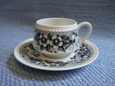 Arabia, Talvikki cup and saucer