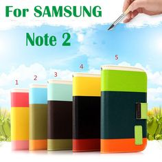 Original Kalaideng painting leather case for samsung galaxy note 2 note2 N7100. Free shipping!