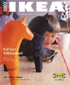 Cover of every single IKEA Catalog since Catalogue Ikea, Ikea Toys, Toy Catalogs, Catalog Cover, Large Photos, Ikea Hacks, Cover Design, Nars, Dinosaur Stuffed Animal