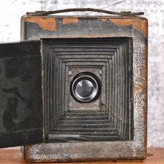ANTIQUE camera...   a phenomenal home decor by CoolVintage on Etsy, $25.50
