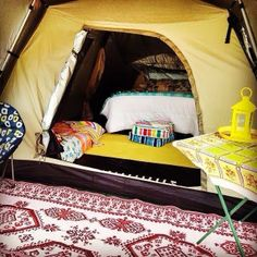 Posh Camping Australia: Broken Head Holiday Park {Review}