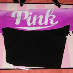 Victorias secret foldover shorts size small VICTORIA'S SECRET PINK BRAND. NEW NEVER USED. SIZE SMALL. PINKISH/PURPLE OMBRE WITH BLACK. SAYS PINK ON THE SIDE. FOLD OVER. SOFT COMFY COTTON SPANDEX MATERIAL. 3 INCH INSEAM. MAY HAVE SIGNS OF LINT OR HAIR. FIRM PRICE. ANYMORE QUESTIONS PLEASE ASK. THANKS!!!!!!! Victoria's Secret Shorts
