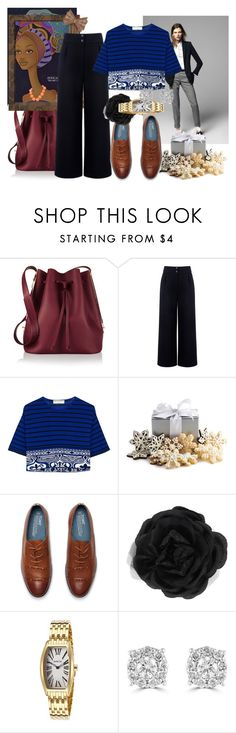 """Office Party"" by kjsafl ❤ liked on Polyvore featuring Sophie Hulme, Être Cécile, Emilio Pucci, Accessorize, Invicta and Effy Jewelry"