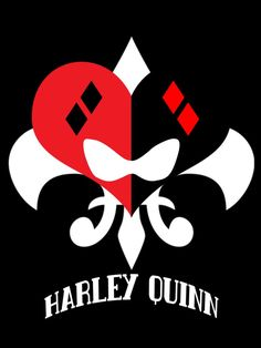 Harley Quinn Poster by Gadget-Art ~ Why this make me think of Harley Quinn the Mouse? ~S