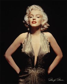 Merilyn Monroe  (June 1, 1926 – August 5, 1962) was an American movie actress. In 1999, Monroe was ranked as the sixth greatest female actress of all time by the American Film Institute. Her real name is Norma Jean Mortensen and she was born in Los Angeles, California. She died of a drug overdose on August 4, 1962, in Brentwood.