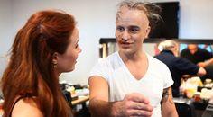 sierra boggess and Ramin Karimloo - phantom of the opera