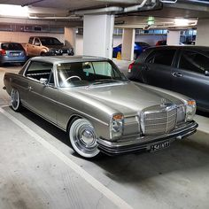 New wheel feeling #w114OUTLAW #w114 #w115 #280ce #280e #250c #250ce #mercedes…