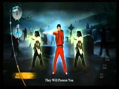 Michael Jackson: The Experience (Wii) - Thriller