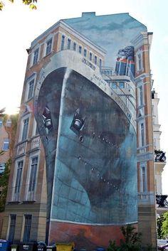 3D Street Art -2 3