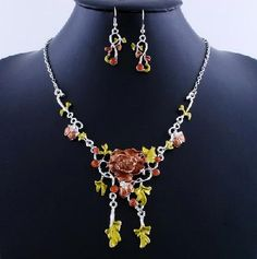 Lovely 2pc Flower Set Free Shipping