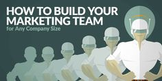 Whether you are a startup or a global company, if you want to build a digital marketing team you should definitely pay attention to these aspects…
