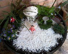 Jessica's Fairy Garden