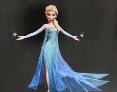 Disney's Frozen Young Elsa   Elsa-Concept-Art-disney-frozen-35619800-800-629