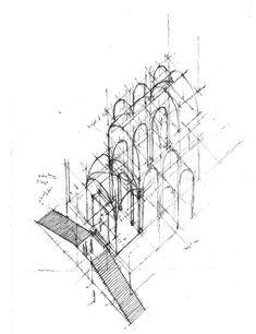 Daniel Mowery - Pelliccia Fellowship: Spanish Steps // Stair as Theater | Piazza de Spagna, Alessandro Specchi, Rome, 1721-1725
