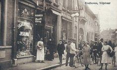Vrijstraat Eindhoven (jaartal: 1920 tot 1930) - Foto's SERC