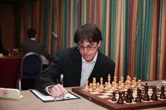 Maxime Vachier-Lagrave au Grand Prix FIDE de Tbilissi Round 1