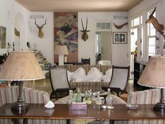 Finca Vigia - Hemingway's house in Cuba