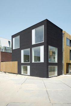 Un diamante negro, por Pasel.Künzel Architects | Interiores Minimalistas