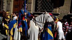 Arezzo, giostra del Saracino. 8 settembre 2013
