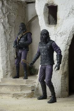 New Classic Planet of the Apes Series One Action Figure Images - - Action Figures Toys News ToyNewsI.com