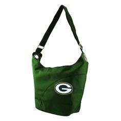 NFL Bay Packers Color Sheen Hobo - Green