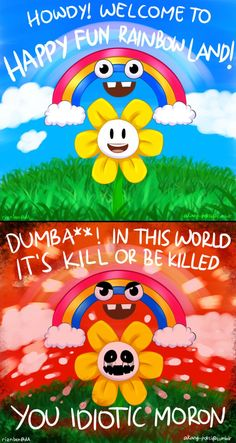 HA!! I'm not that great at making bad puns......... Anyway, I've seen some play throughs of FNAF World and it's adorable deal with it! Undertale characters belong to Toby Fox FNAF...
