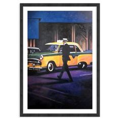 Check out this item at One Kings Lane! Thom Saliot, Night Cab