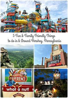Hershey is so much more than just roller coasters & chocolate bars! Check out my top recommendations for 5 Fun & Family Friendly Things to do in & Around Hershey, Pennsylvania. Road Trip With Kids, Travel With Kids, Family Travel, Best Places To Travel, Cool Places To Visit, Places To Go, Vacation Spots, Mini Vacation, Vacation Trips