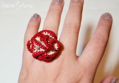 thread-crochet-ring-ruffled by Ashlee @ imtopsyturvy, via Flickr