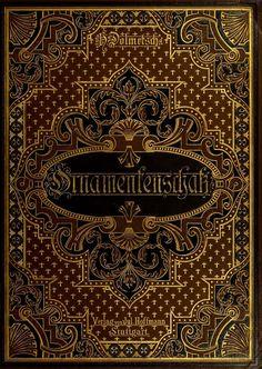 DER ORNAMENTENSCHATZ (1887)   – 89 фотографий