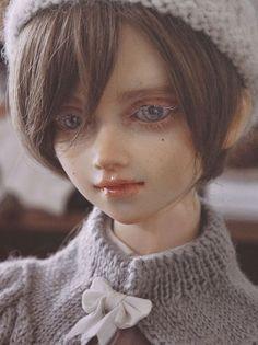 球体関節人形 雲杉 男  61cm