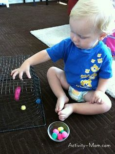 The Activity Mom: Learning with Your 17 Month Old