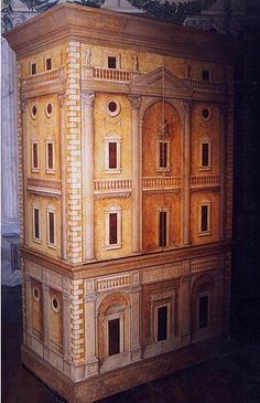 www.michaeldute.com (jt-no information on this Italianate style Dolls House but it's very beautiful)