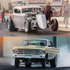 """9,362 Likes, 56 Comments - Hotrodsandmusclecars (@hotrodsandmusclecars) on Instagram: """"So which is it #hotrodsandmusclecars fans!? The #hotrod or the #musclecar ?! Both are awesome and…"""""""