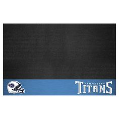 "Tennessee Titans Grill Mat 26x42 - Protect your deck or patio while displaying your favorite team! These 100% Vinyl Grill Mats are a universal fit to most grills, prevents spills from soaking in and staining, and cleans up easily with a garden hose. FANMATS Series: GRILLMATTeam Series: NFL - Tennessee TitansProduct Dimensions: 26""x42""Shipping Dimensions: 26""x3""x3"". Gifts > Licensed Gifts > Nfl > Tennessee Titans. Weight: 4.00"