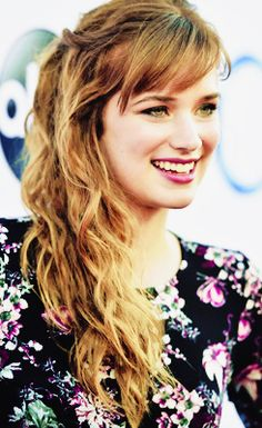 Elizabeth Lail @ Once Upon A Time Premiere (Sept 21, 2014)