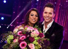 """Mélanie René """"Time To Shine"""", Entscheidungsshow Eurovision Song Contest 2015   Die Schweiz hat eine glanzvolle Siegerin   douzepoints.ch   Bilder: srf.ch"""