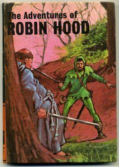 The Adventures of Robin Hood by Dilys Treacle Treasures, via Flickr #robinhood