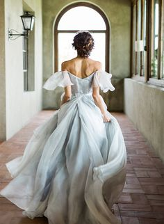 Wedding Gown Chic A Line Prom Dress Modest Elegant Cheap Long Prom Dress Blue Wedding Dresses, A Line Prom Dresses, Modest Dresses, Pretty Dresses, Beautiful Dresses, Tulle Wedding, Gown Wedding, Chiffon Dresses, Fantasy Wedding Dresses